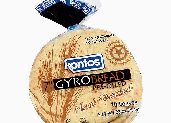 KONTOS -GYRO BREAD