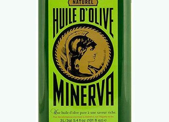 MINERVA - OLIVE OIL - 3LTR