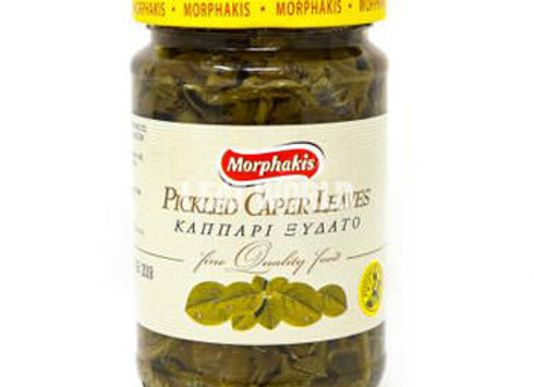 MORPHAKIS - PICKLED CAPER LEAVES