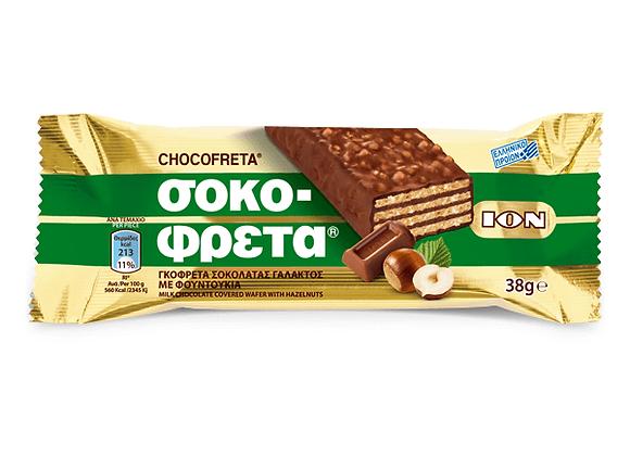 Chocofreta Hazelnut - Ion