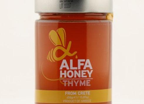 ALFA HONEY - THYME