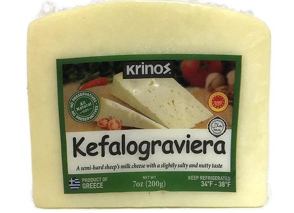 KEFALOGRAVIERA - KRINOS