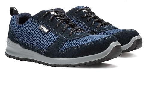 Zapato deportivo S1P SRC libre de metal cómodo y ligero
