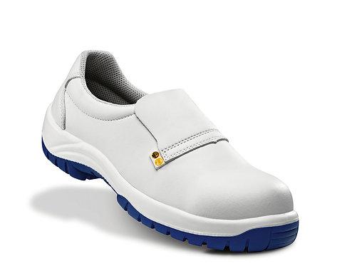 Zapato blanco alimentacion S2+SRC+CI