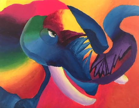 Rosie's Elephant