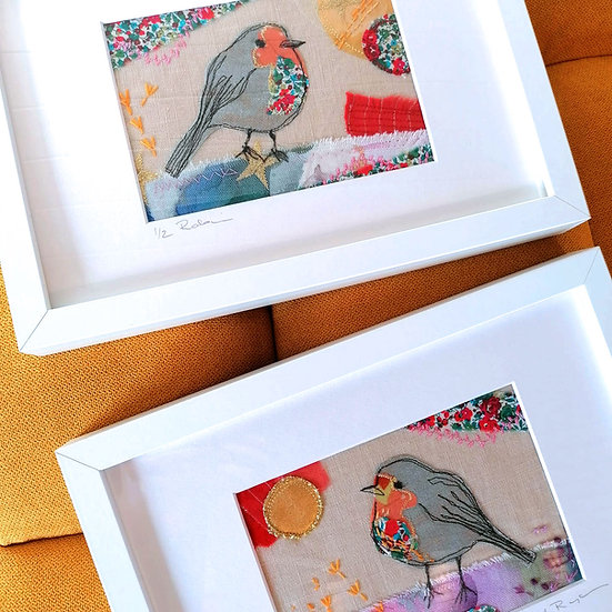 'Two Robins'