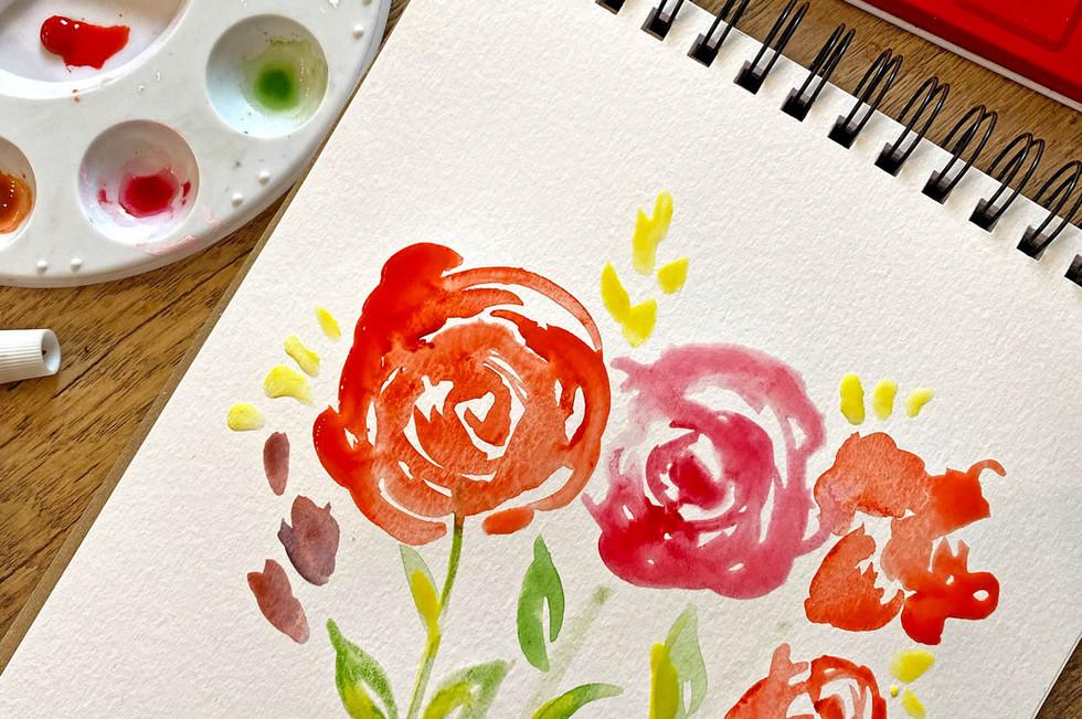 Step 6 - Contrast Colour