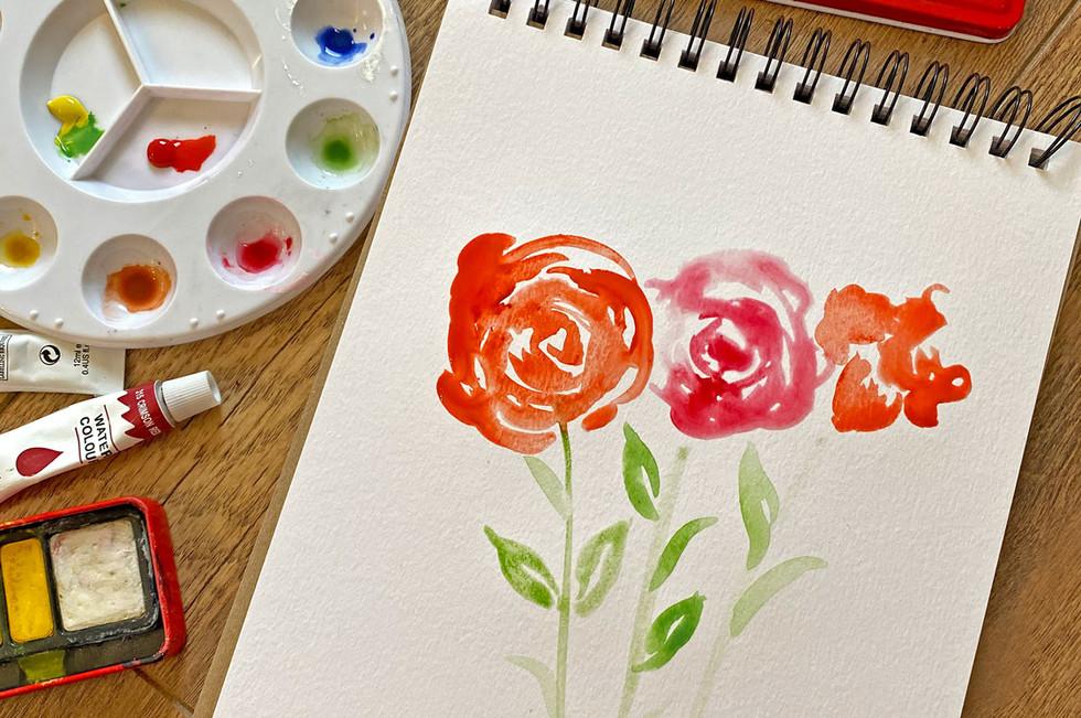 Step 4 - Adding Flowers