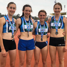 State - Relay Team
