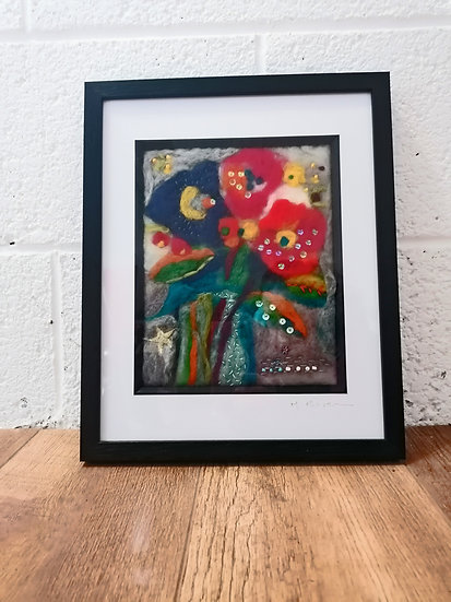 'Flowers in Colour'