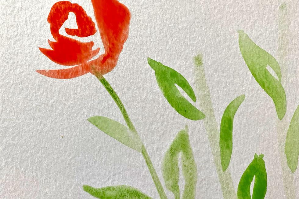 Step 3 - Flowers
