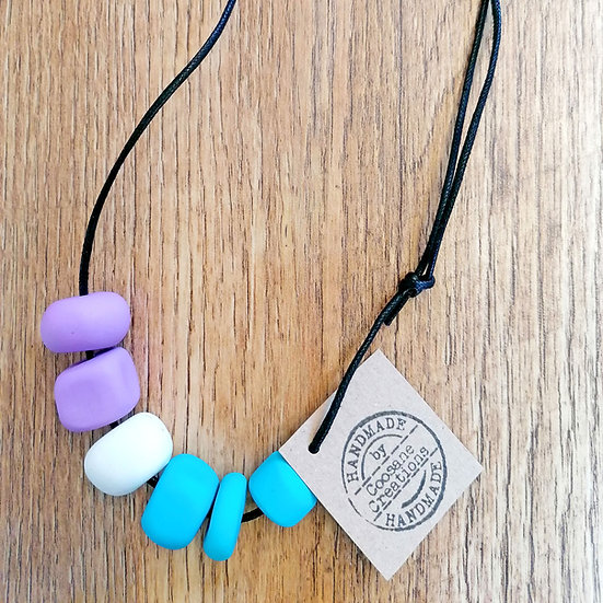 Matisse Modern Statement Chunky Necklace