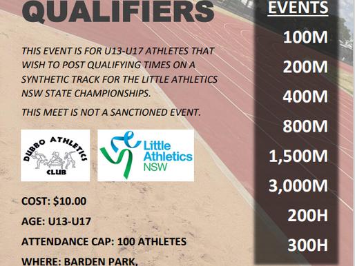 Last Chance Qualifiers