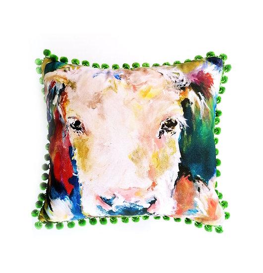 Hereford Organic Cotton Cushion