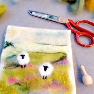 Craft Classes - Felting