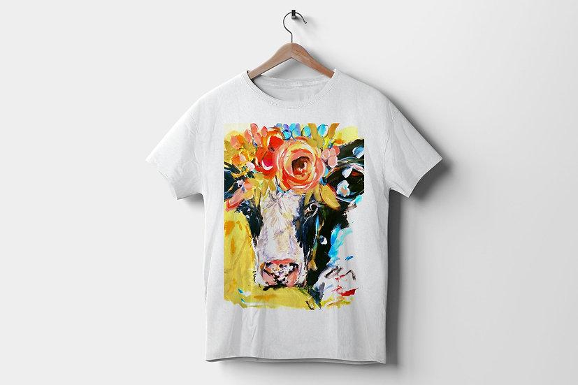 Friesian Organic Cotton Ladies T-shirts