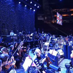 The Who Rehearsal