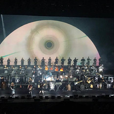 Fine Arts Strings provided the 19 local musicans for the Houston leg of the Hans Zimmer tour.