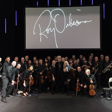 Fine Arts Strings provided the 32 local musicians for the Houston leg of the Roy Orbison Hologram tour.