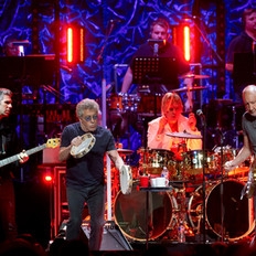 The Who concert.