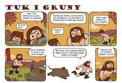 TUK i GRUNY. El Petit Sàpiens 2017