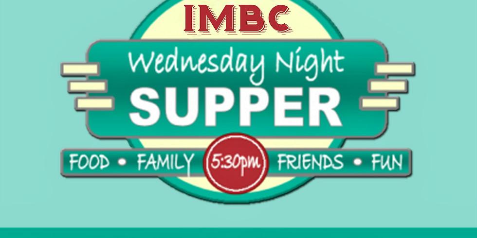 Wednesday Night Supper (1)