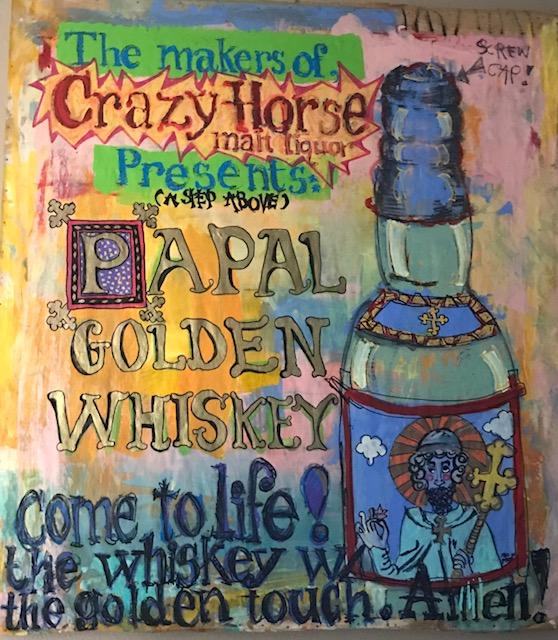 Papal Whiskey