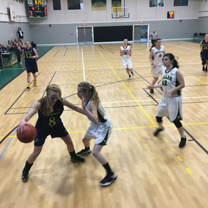 Millar Edges Out Briercrest In Men's and Women's Basketball