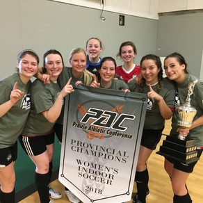 Saskatoon Takes Both Indoor Soccer Championships