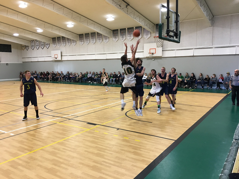 PAC Basketball Provincials