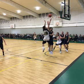 Day 1 Of Provincial Basketball Championship In The Books