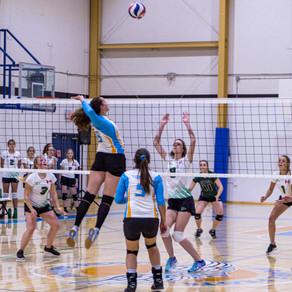 Prairie College Volleyball Weekend Recap