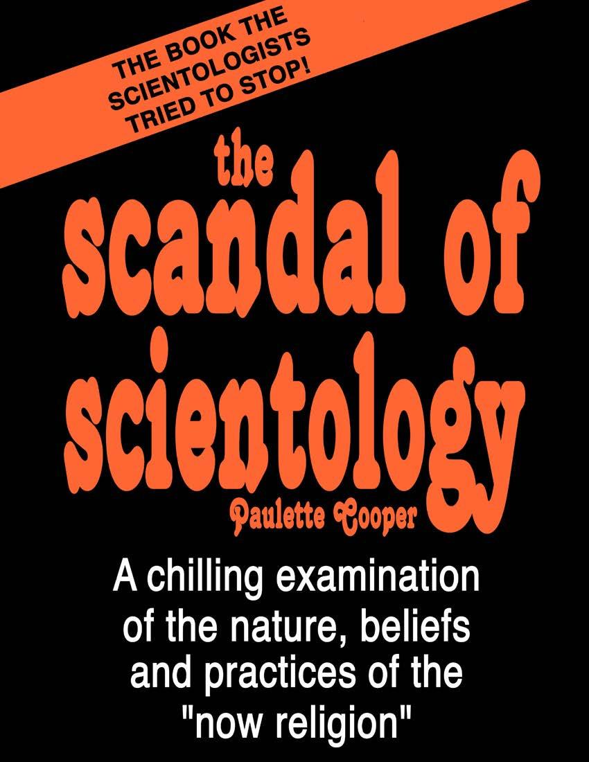 Scientology Scandal Paulette Cooper
