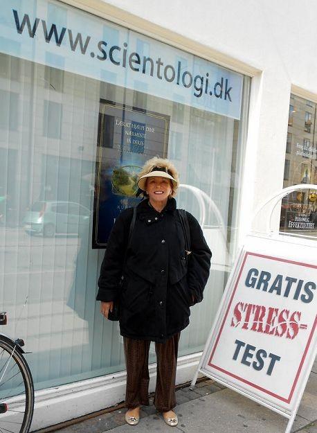 Scientology Stress test