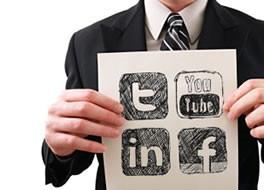 Como as redes sociais influenciam a imagem profissional