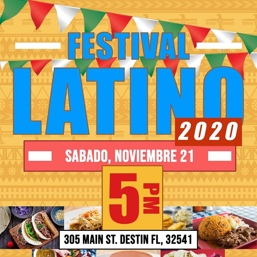 Festival Latino 2020