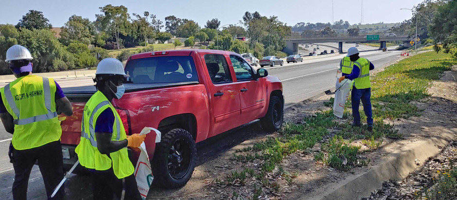 2021 CA Adopt-A-Highway
