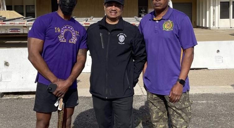 Community-Oriented Policing Taskforce in San Diego