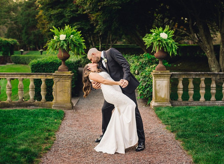 Turner Hill Wedding // Ipswich, MA