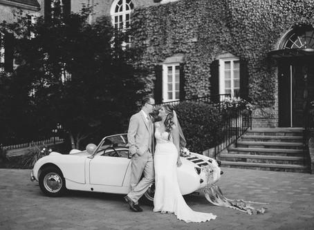 Amanda & Harrison // Misselwood Wedding