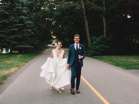 Annie & Stephen // Plymouth, MA