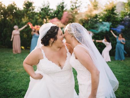 Abby & Brittany // Groveland, MA