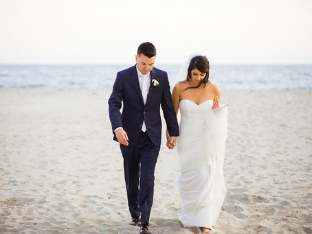 Seacoast Wedding // Wychmere Beach Club, Harwichport, MA