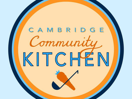 Cambridge Community Kitchen: providing nutritious food to the local community