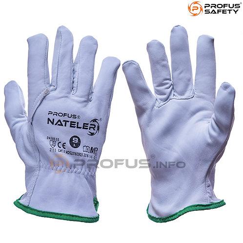 Rękawice skórzane NATELER