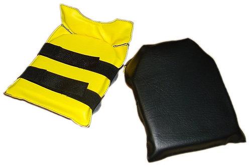 NAKOLANNIKI z miękką poduszką ochraniacze 52302