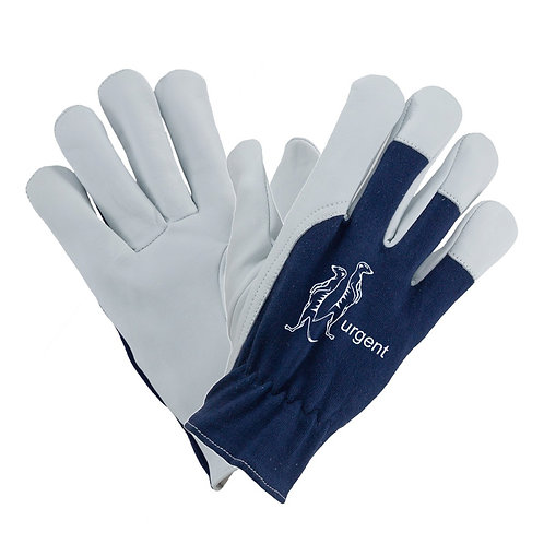 Urgent rękawice 1201 z koziej skóry
