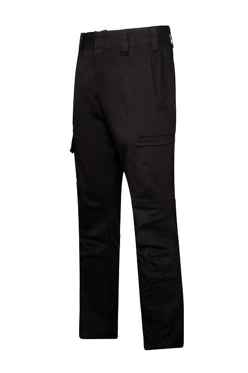 Spodnie robocze czarne bojówki T801 Portwest