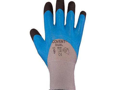 Rękawice robocze powlekane COVENT DUAL