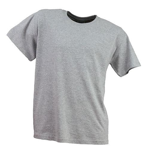 T-shirt koszulka bawełniana Urgent 180g SZARA